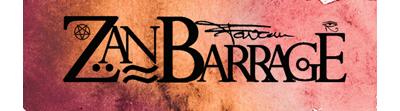 Zan Barrage Art Studio