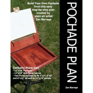 Pochade and Wet Panel Carrier Step by Step Plan
